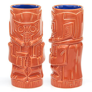 Beeline Creative Guardians of the Galaxy Star-Lord 14 oz. Geeki Tikis Mug
