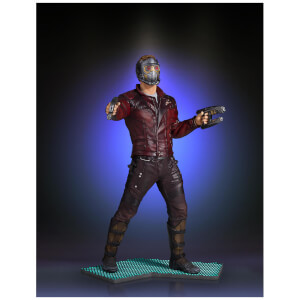 Gentle Giant Marvel Guardians of the Galaxy 2 Star-Lord Collector's Gallery Guardians of the Galaxy 2 Movie