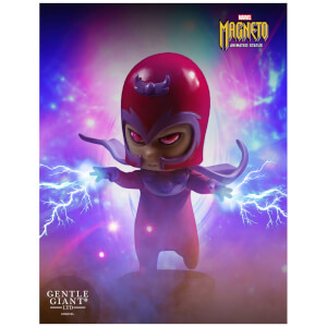 Statuette animée Magnéto de X-Men de Marvel (12 cm) – Gentle Giant