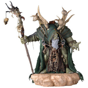 Gentle Giant Warcraft (2016) Gul'Dan 1/6 Scale Collectible Statue - 45cm