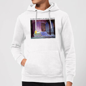 Disney Sleeping Beauty I'll Be There In Five Hoodie - White