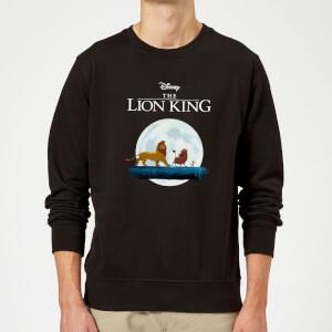 Disney Lion King Hakuna Matata Walk Sweatshirt - Schwarz