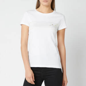 Barbour International Women's Cortina T-Shirt - White