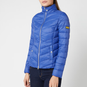 Barbour International Women's Aubern Quilt Jacket - Ultra Marine