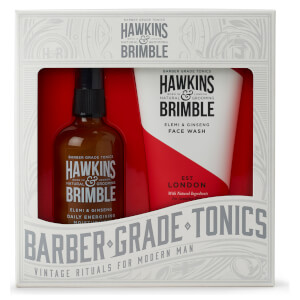 Hawkins & Brimble Face Gift Set (Worth £23.90)