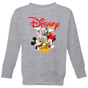 Mickey Mouse Disney Crew Kids' Sweatshirt - Grey