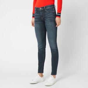Frame Women's Le Skinny De Jeanne Raw Edge Jeans - Remi