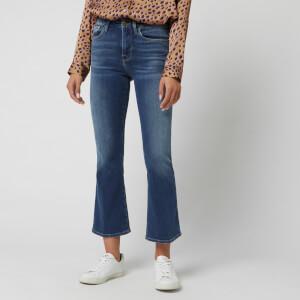 Frame Women's Le Crop Mini Bootcut Jeans - Westcliff