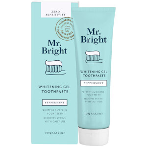 Mr. Bright Whitening Tooth Paste