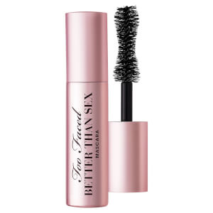Too Faced Deluxe Better Than Sex Mascara - Black 3.9g (Free Gift)