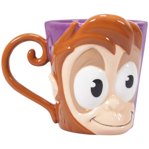 Disney Aladdin Abu Shaped Mug