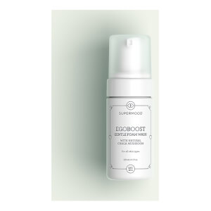Supermood Egoboost Gentle Foam Wash 120ml