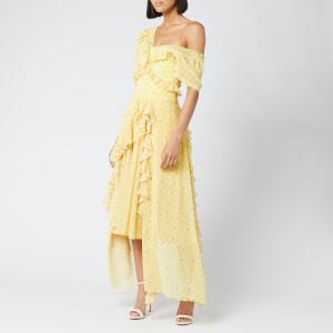 Preen By Thornton Bregazzi Women's Kennedy Dress - Lemon Rose