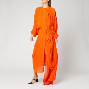Preen By Thornton Bregazzi Women's Melody Dress - Orange