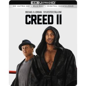 Creed II: La leyenda de Rocky 4K UHD - Steelbook