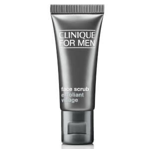 Clinique For Men Face Scrub 15ml (Free Gift)