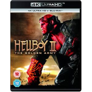 Hellboy II: The Golden Army - 4K Ultra HD