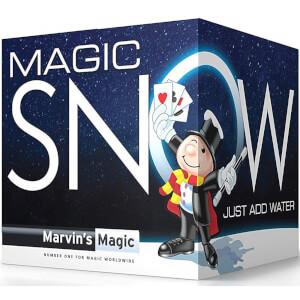 Marvin's Magic Magic Snow
