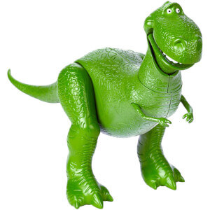 "Toy Story 4 Rex 7"" Figure"