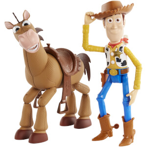 "Toy Story 4 Woody & Bullseye 7"" Gift Pack"