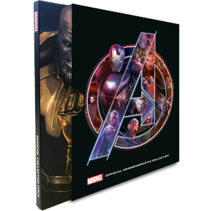 Marvel Avengers: Infinity War Limited Edition Collectible Coins - Set of 24