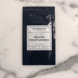 Murdock London Beard Moisturiser 3ml (Free Gift)