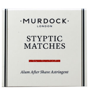 Murdock London Styptic Matches (Free Gift)
