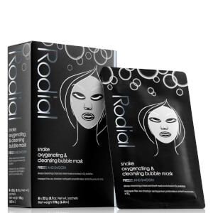 Rodial Snake Bubble Mask (Pack of 8)