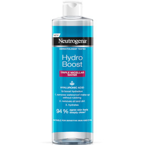Hydro Boost® Triple Micellar Water 400ml