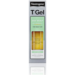 T/Gel® Anti-Dandruff Shampoo for Oily Scalp 250ml