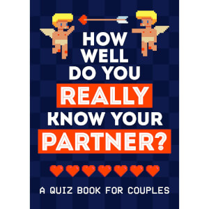 How Well do You Really Know Your Partner?: A Quiz Book for Couples (Paperback)