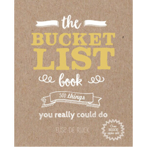 The Bucket List Book (Paperback)