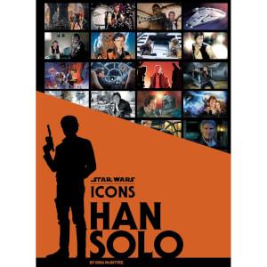 Star Wars Icons: Han Solo (Hardback)
