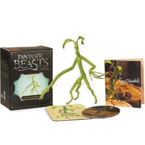 Minikit Bowtruckle flexible Animales fantásticos y dónde encontrarlos