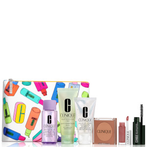 Clinique 6-Piece Gift (Free Gift) (Worth £42.00)