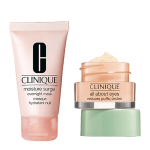 Clinique Moisture Surge Overnight Mask 7ml (Free Gift)