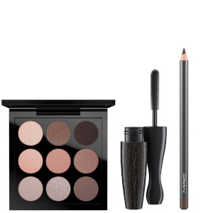 MAC Mother's Day Dusky Rose Eye Trio