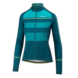 Altura 2018 Women's Airstream Long Sleeve Jersey - Teal