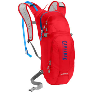 Camelbak Lobo 9L Hydration Backpack - Racing Red/Pitch Blue