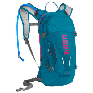 Camelbak Women's Luxe 10L Hydration Backpack - Teal/Pink