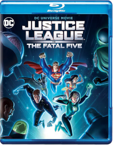 Justice League: Fatal Five