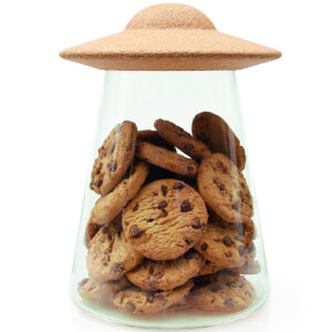UFO Cookie Jar