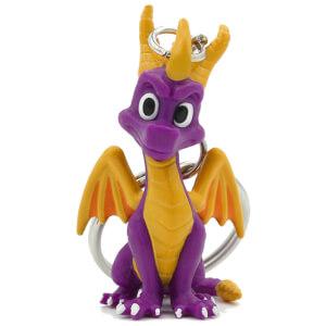 Official Spyro the Dragon 3D Keyring