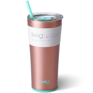 SWIG 650ml Tumbler - Rose Gold