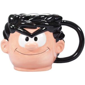 Bean Shaped Mug - Dennis