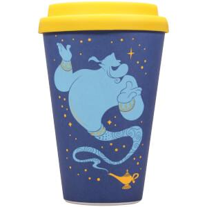 Aladdin Genie Bamboo Travel Mug