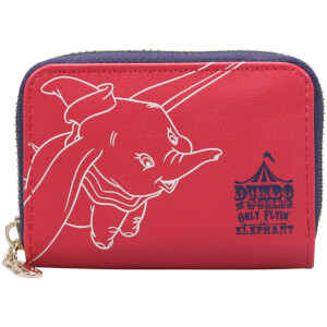 Dumbo Circus Coin Purse