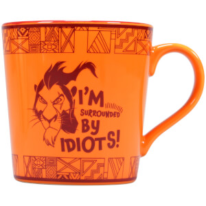 The Lion King Scar Mug