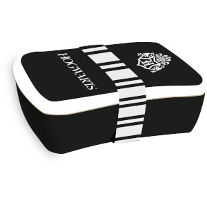 Harry Potter Bamboo Lunch Box - Hogwarts