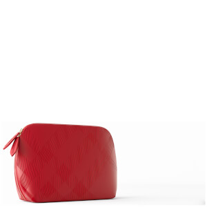 Burberry Large Beauty Pouch - Military Red (Free Gift)